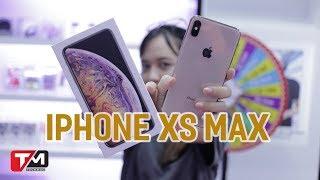 Đập hộp iPhone Xs Max 79 triệu đầu tiên tại Việt Nam