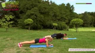 Ćwiczenia dla dwojga (dziesięciominutówka)