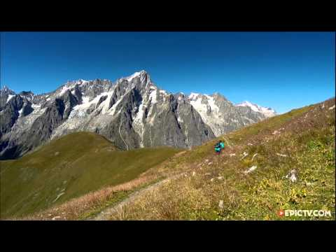 Backcountry Mont Blanc Singletrack