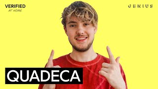 "Quadeca ""Where'd You Go"" Official Lyrics & Meaning | Verified"