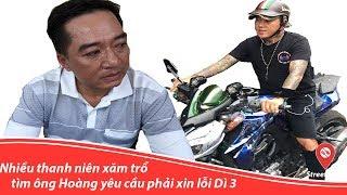 """"""" Giang hồ"""" Sài Gòn doạ san bằng vựa cua ông Hoàng nếu không xin lỗi Dì 3 - Street Food"""