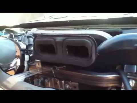 Chevy Trailblazer (PROBLEM) with ac on hot air on ...