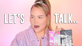 What I Didn't Tell You About My Palette... | NikkieTutorials
