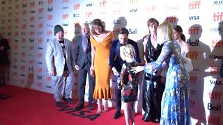 I TONYA: Allison Janney Red Carpet Premiere Arrivals TIFF 2017
