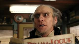 Lemony Snicket's A Series of Unfortunate Events: Almost-Crush with the Train