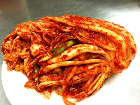 The Best Korean Kimchi Recipe 韓國泡菜, The National Dish of Korea!