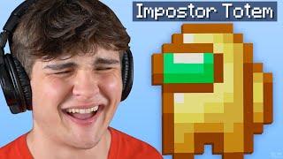 Minecraft's Funny Totem Mod