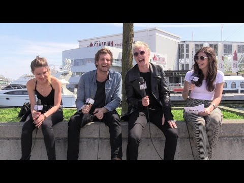 Interview with Wolf Alice (Round Three)