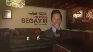 Golf Channel's Notah Begay Talks Tiger Comeback, Ryder Cup w/Dan Patrick | Full Interview | 9/27/18