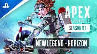 Apex Legends - Meet Horizon: Season 7 Character Vignette Trailer | PS4