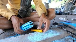 Hướng dẫn làm bẫy lươn bằng ống nhựa vô cùng hiệu quả