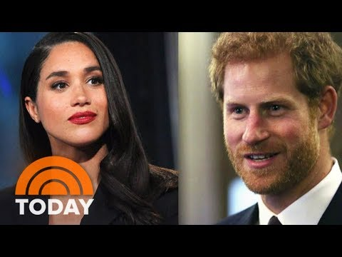 Suits Actress Meghan Markle Opens Up About Her Relationship With Prince Harry | TODAY