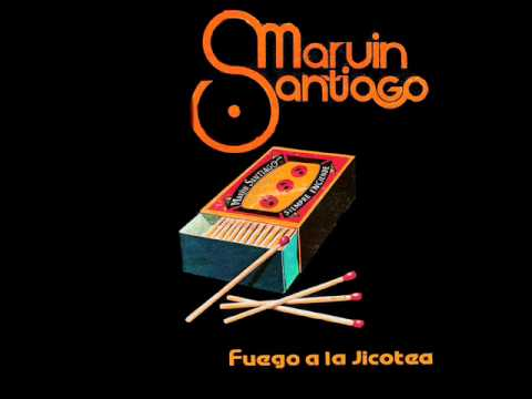 MARVIN SANTIAGO - ME MATA O LO MATO