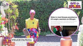 WHY was Kenya President the 1st AFRICAN President to Be Invited to White House by BIDEN? NWO Agenda?