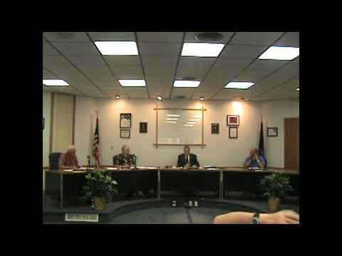 Rouses Point Village Board Meeting  6-6-11