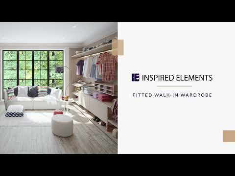 Fitted Walk-Wardrobes | Bespoke Home Furniture Manufacturer In London | Inspired Elements