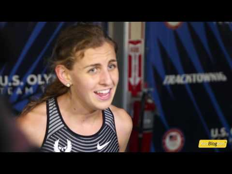 Mary Cain @ 2016 USA Olympic Trials Day 8
