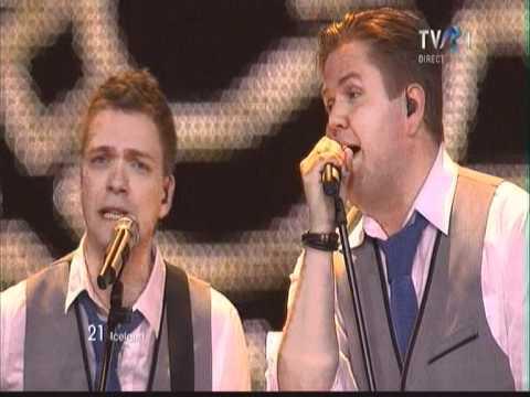 HD EUROVISION 2011 Iceland -- Sigurjon's Friends - Coming home (Final)
