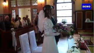 Magdalena i Michał - skrót wesela