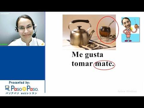 Spanish Skype Lesson
