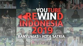 YOUTUBE REWIND INDONESIA 2019 - Banyumas Kota Satria #youtuberewind