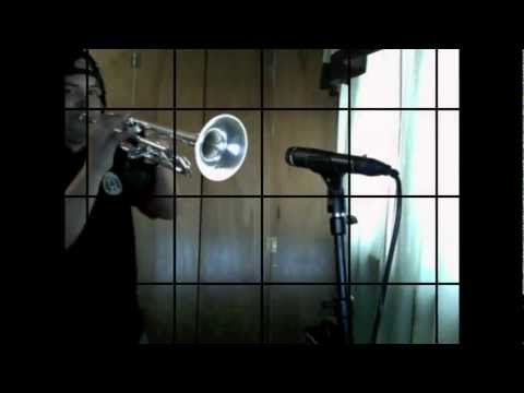 GOTAS DE LLUVIA SALSA en trompeta IVAN NAVA TROMPETISTA