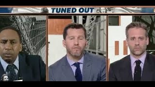 Will Cain gets blasted by First Take fans for Kate Smith comments.