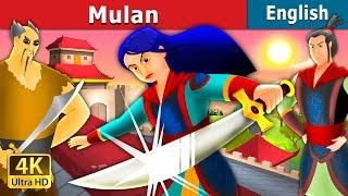 Mulan in English | Story | English Fairy Tales