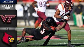 Virginia Tech vs. Louisville Condensed Game | 2020 ACC Football