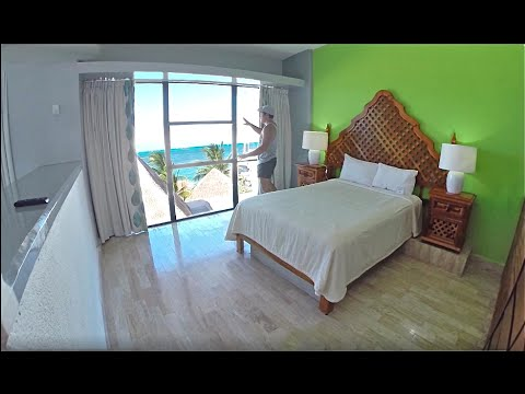 Travel on Budget - Cancun Bay Resort, Mexico (Room Tour)