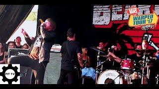 Beartooth- Aggressive (HOMETOWN SHOW) (live Vans Warped Tour 2017)