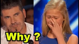 """Top 10 """"MOST EMOTIONAL & BEAUTIFUL MOMENTS EVER"""" on AMERICA'S GOT TALENT!"""
