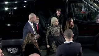 Lady Gaga Arrives at the GRAMMYs | Red Carpet | 60th GRAMMYs