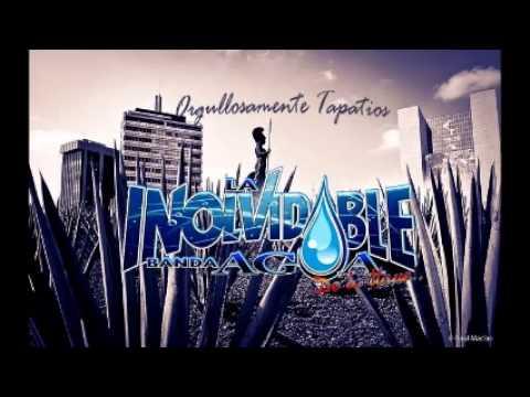 La Inolvidable Banda Agua De La Llave Popurri Joan Sebastian 2015