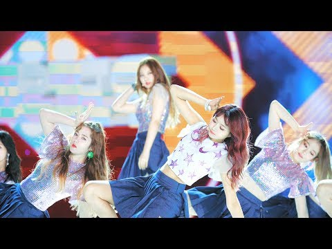 PRISTIN(프리스틴) _ WE LIKE @ 170901 [4k Fancam/직캠] By TheGsd