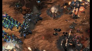 Polt (T) v Lallpalooza (T) on Kairos Junction - StarCraft2 - Legacy of the Void 2019