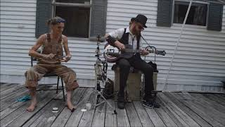 Angels in Heaven - Chris Rodrigues & the Spoon Lady