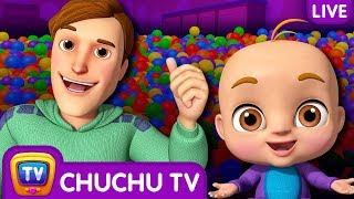 ChuChu TV Funzone 3D Nursery Rhymes & Songs For Babies - Live Stream