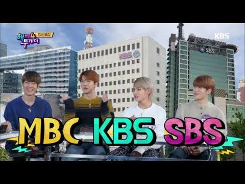 해피투게더4 Happy together Season 4 - NCT 태용, 재현,보아의 SM입사 스토리 (ft.태용에게 3사란?).20181108