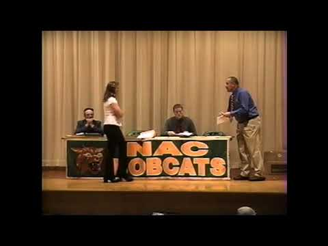 NAC Sports Awards  6-12-03