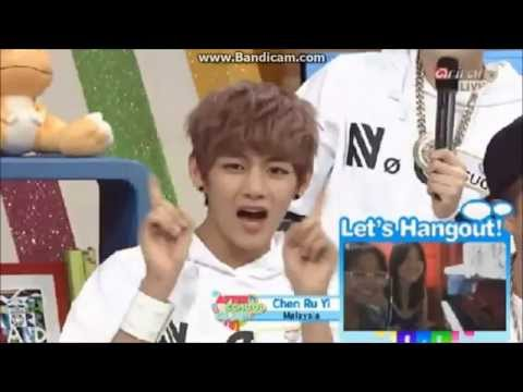 130925 After School Club with #BTS part 1 (1/3)
