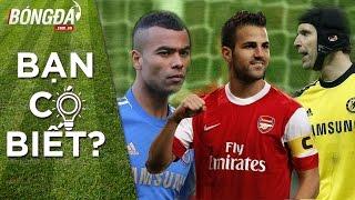 Những cầu thủ từng thi đấu cho Arsenal và Chelsea