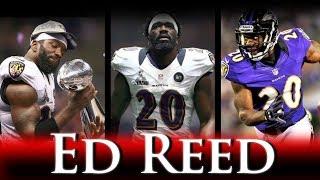 Ed Reed - The Ball Hawk