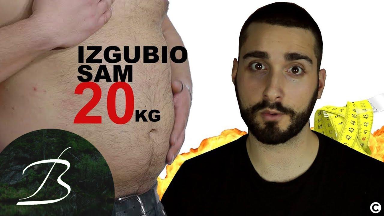 kako smrsati 4 kg za 20 dana