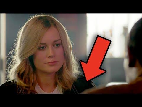 CAPTAIN MARVEL Trailer Breakdown! Avengers Endgame Theory Explained!