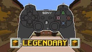 ONLY VIDEO GAMES CHALLENGE! (Minecraft Build Battle)