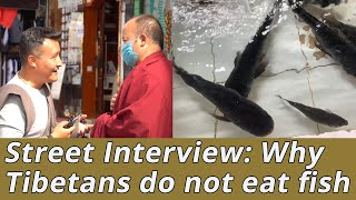 A Special Tibetan Culture: Most Tibetan People Don't Eat Fish, Here Are the Reasons.(Interview)