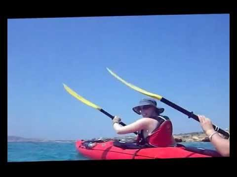 We Love Greece! We love Santorini Sea Kayak!