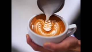 The Most Satysfying Cappuccino Latte Art 2019☕