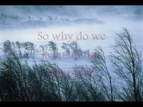 Poets Of The Fall-Where Do We Draw The Line Lyrics